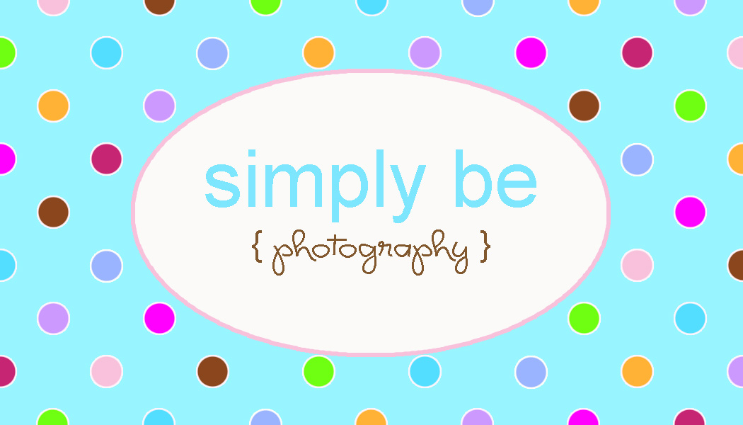 simply be photography