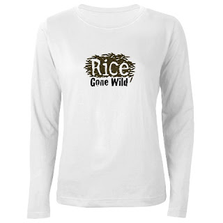 Rice Gone Wild! T-shirts and gifts are ready to affiliate.