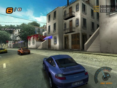 من أجمل ألعاب السيارات Need For Speed Poursuite Infernale 2 Need_for_speed_2_ss
