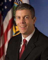 U.S Secretary of Education, Arne Duncan