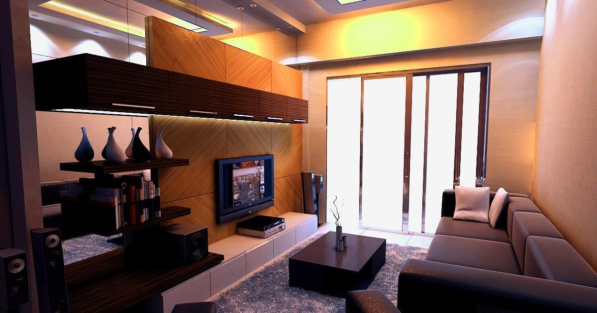menata ruang keluarga untuk rumah minimalis articles