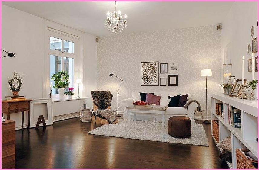 Rooms Of Inspiration Chic And Cozy White Living Room