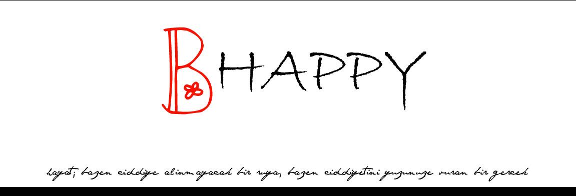 b happy