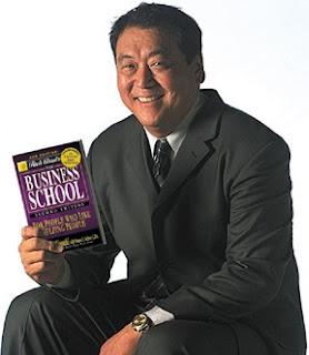 Robert Kiyosaki, a successful businessman