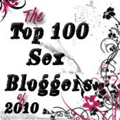 Top 100 sex bloggers of 2010