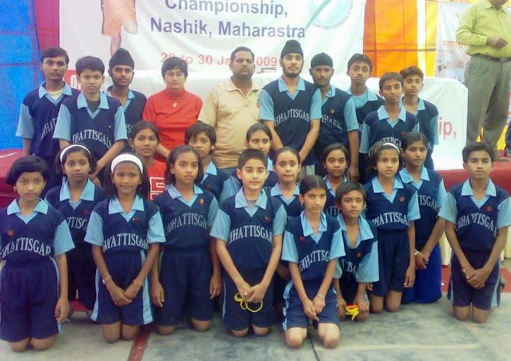 5th Juniour National Jump Rope Championship (Nasik)