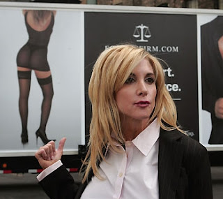 Corri Fetman, a Chicago divorce attorney, is taking it all off for Playboy, ...