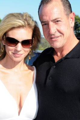 Erin Muller and Michael Lohan