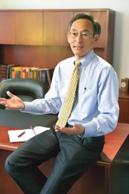 Steven Chu Is New Energy Secretary