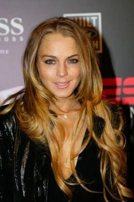 hot Lindsay Lohan Topless
