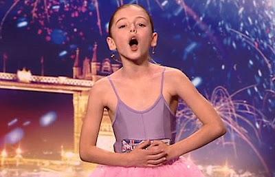 Hollie Steel Is Britain's Got Talent Singing Sensation