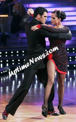 Dancing With The Stars Melissa Rycroft Injury