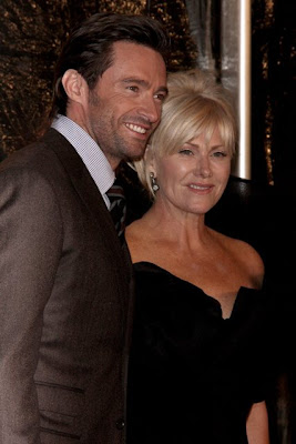 Deborrah-Lee Furness and Hugh Jackman