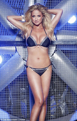 Chantelle Houghton Super Hot Bikini Photo Shoot