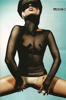 Lady GaGa  Hot Maxim Magazine Pictures