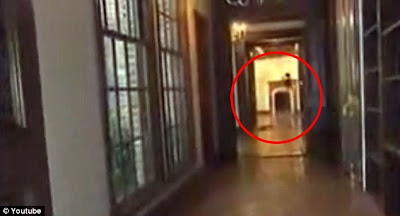 Ghost' of Michael Jackson Caught On Camera at Neverland