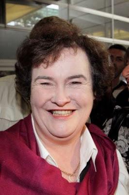Susan Boyle America's Got Talent 'Wild Horses'