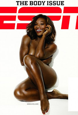 Serena Williams Posed Naked for America's ESPN Magazine Cover