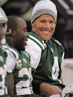 Favre To Only Be Fined For Texts To Sterger