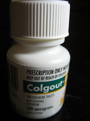Colchicine Side Effects Liver