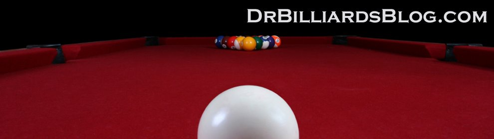 Dr Billiards Blog- Pool Tips and Tricks