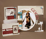 """ Grace""scrapbook kit"