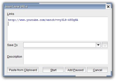 �������� ������ ������ FreeRapid Downloader