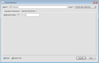 Xml broker service port