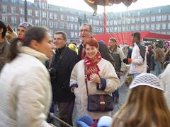PLAZA MAYOR DE MADRID DICIEMBRE 2007