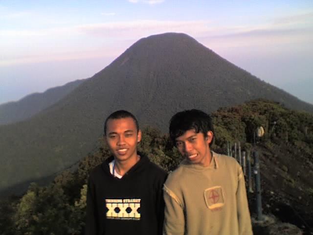 gede - pangrango mountain