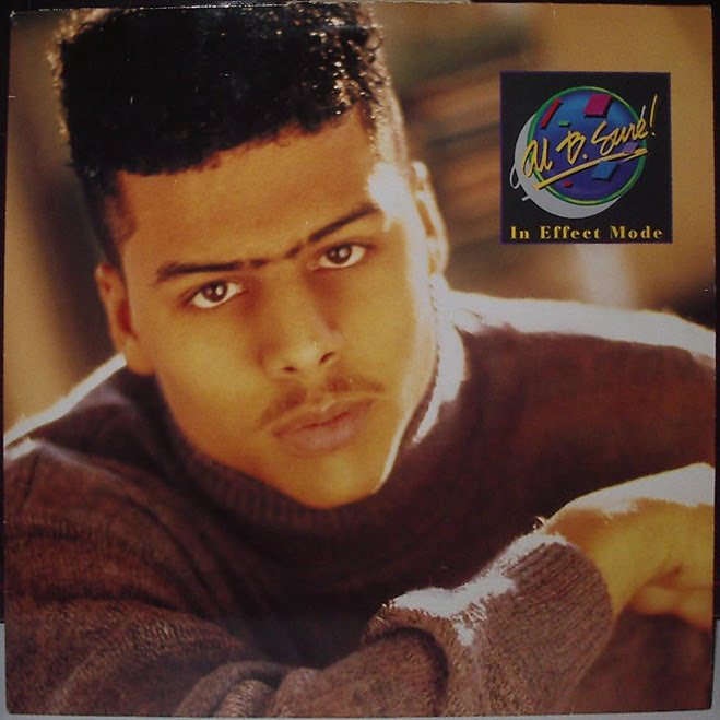 Al B Sure - In Effect Mode 1988