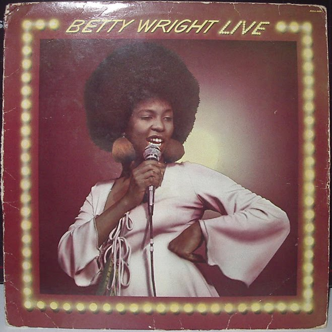 Betty Wright Live! - 1978