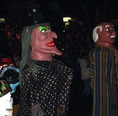Mascaradas Tradicionales