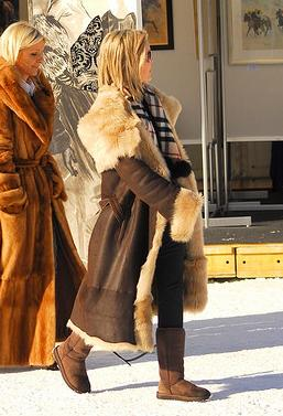 Shearling Coat: Discount Shearling Coats - Where to Get Quality ...