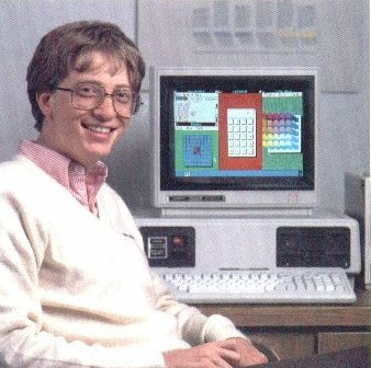 bill gates early life