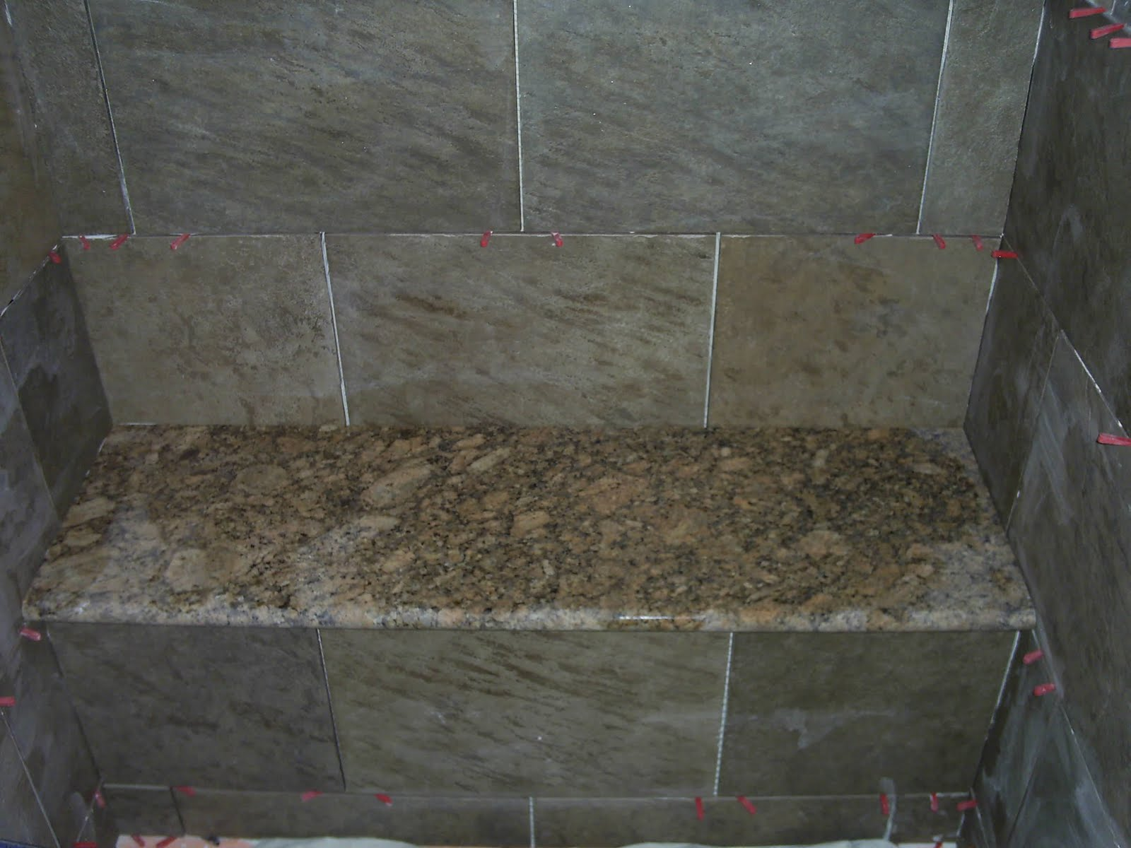 Maloney Tile and Marble: Steam shower in Plymouth, Michigan