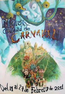 Morón de la Frontera carnaval 2011 Autor: Saúl García Abril