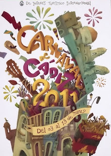 Cádiz carnaval 2011 Autor: Alex Pelayo