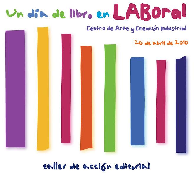 Un día de libro en LABoral