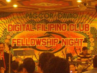 The Digital Filipino Club – Mindanao Bloggers Fellowship Night