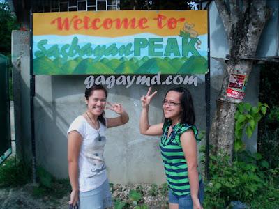 Sagbayan Peak in Bohol, Philippines