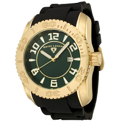 Swiss Legend Men's Commander Collection Watch