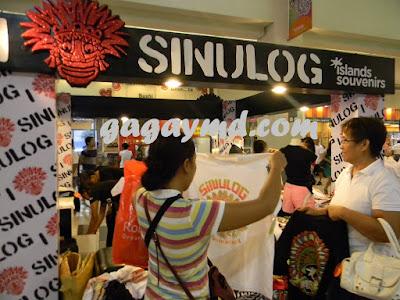Sinulog Festival 2011 Island Souvenir Shirts
