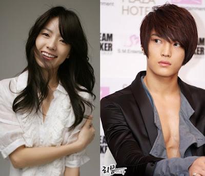 """Jaejoong de DBSK  en """"Cartero del cielo"""" 20081022151640qo5"""