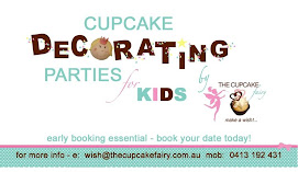 Cupcake Decorating Parties