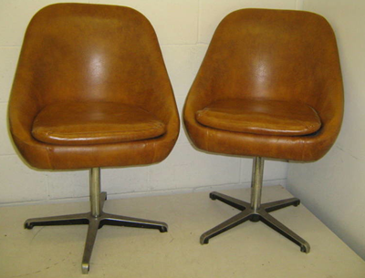 Ebay Find Vintage Styled Swivel Chairs