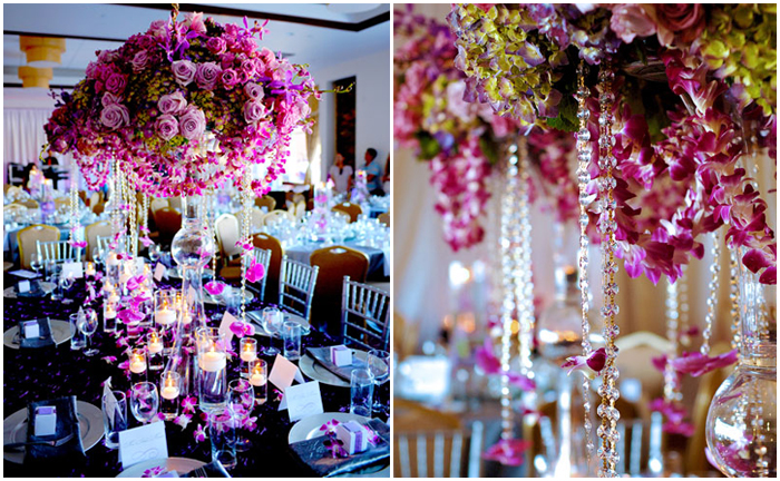 The asian pearl restaurant tres fabu events for American wedding decoration