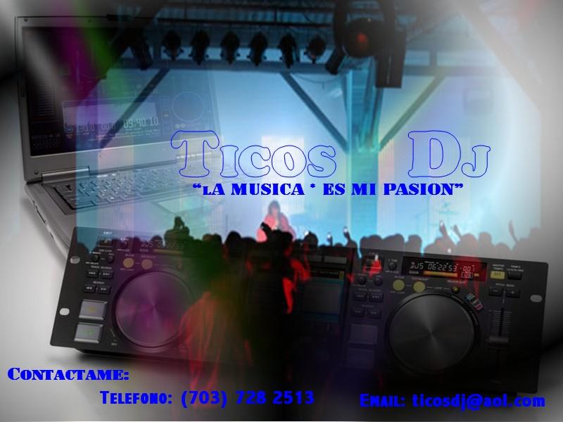 Ticos DJ's