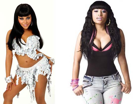 In case you haven't heard, Lil Kim has beef with Nicki Minaj.