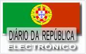 *DIÁRIO DA REPÚBLICA*